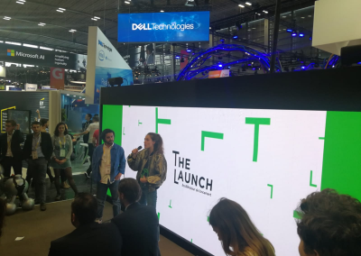Interview de Thomas Rudelle, Head of Social Media, Carrefour : retour d'expérience sur sa participation à « The Launch » à VivaTech